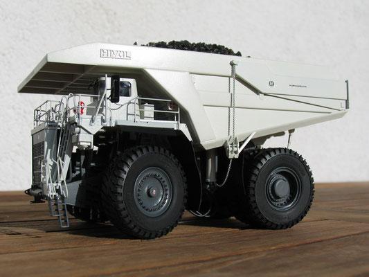 Der MT4400 war der erste Muldenkipper der Ultratruck-Kategorie