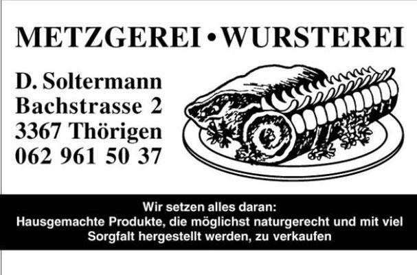 Metzgerei Soltermann