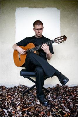WHITE SQUARE - Stefan Schmidt, Gitarrist & Komponist - Cité, Baden-Baden