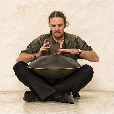 Percussionist MARKUS REICH - Galerie 23, Gießen
