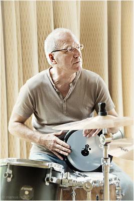 Drummer und Percussionist VEETAM