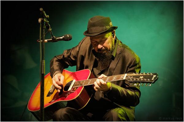 JON NICHOLS, Blues-Gitarrist aus den USA