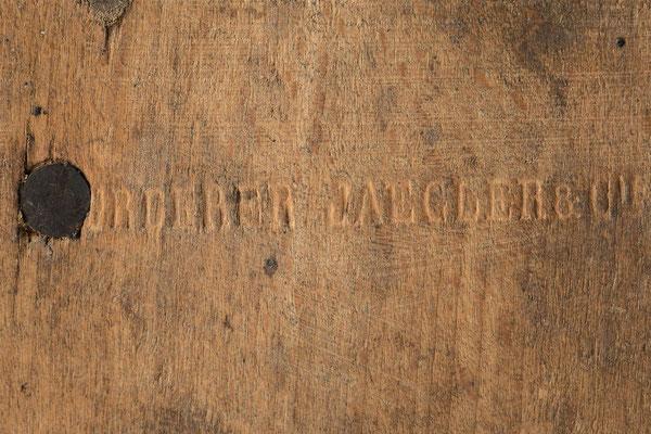 Signatur, Fürderer Jaegler & Cie