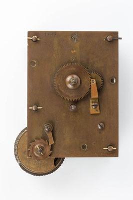 Zifferblattseite des Uhrwerkes,  Winterhalder & Hofmeier Dial Clock