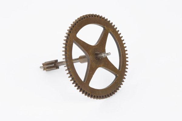Mittelrad,  Winterhalder & Hofmeier Dial Clock
