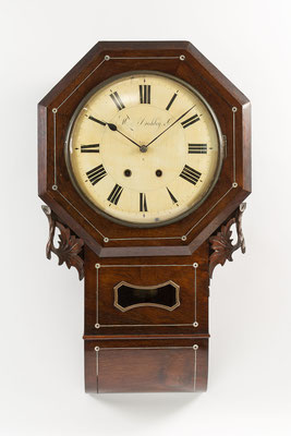 Drop Dial Clock, Winterhalder & Hofmeier (Schwarzwald)