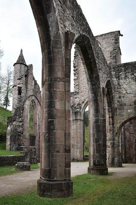 Klosterruine Allerheiligen bei Oppenau