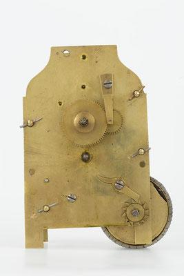 Uhrwerk (Drop Dial Clock, England 19. Jahrhundert)