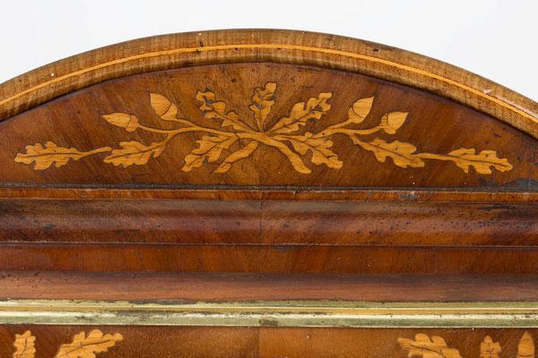 Detailansicht Intarsie