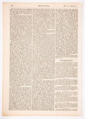Kölner Karneval 1858, Leipziger Ilustrierte Zeitung Teil 2