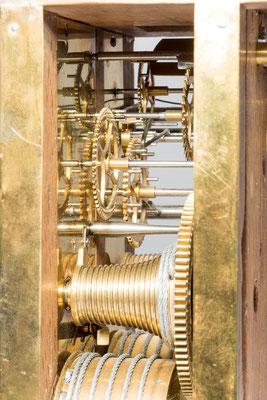 Detail Uhrwerk, Matthä Winterhalder