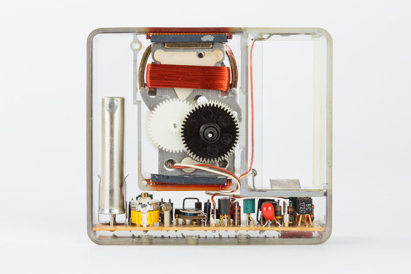 Chrometron, Quarzuhrwerk CQ-2000, Staiger 1971