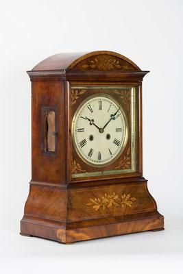 Bracket Clock, Matthä Winterhalder, Schwarzwald um 1855