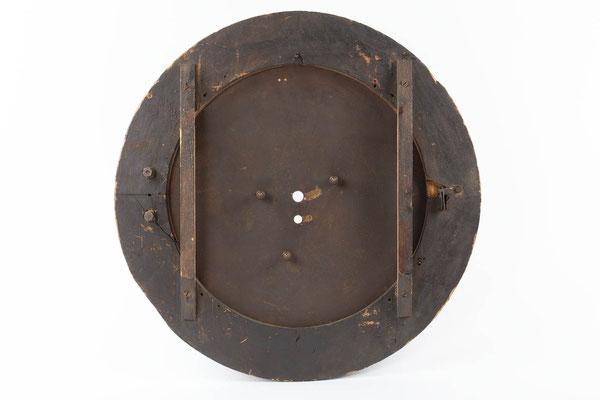 Zifferblatt Rückseite,  Winterhalder & Hofmeier Dial Clock