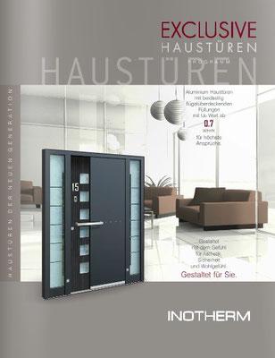 Inotherm Exclusive Haustürkatalog