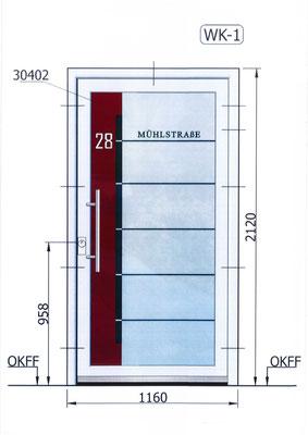 Inotherm Haustür ASS 1811