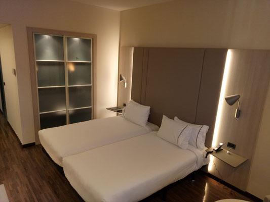 Reforma integral habitacion hotel