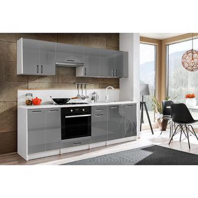 Mueble de cocina para apartamentos.