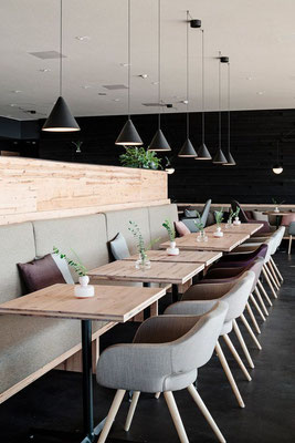 #Mobiliario para Restaurantes