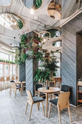 #Muebles de Restaurantes
