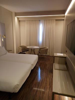Mobiliario para hotel