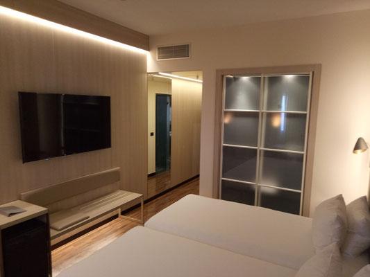 Muebles habitacion hotel
