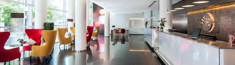 Tu Hotel Contract, equipamiento de hoteles y habitaciones de hotel. Mobiliario para recepciones y lobby de hotel.