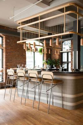 #Mobiliario y equipamiento de Cafeterias y Restaurantes.