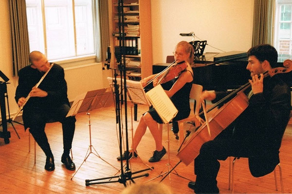 Thy Masterclass: Sommerkurse und Kammermusikfestival in Dänemark, 2002.