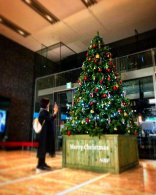 クリスマス NBF リサイクルオーナメント