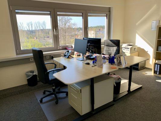 Büroarbeitsplatz Cottbus Mieten