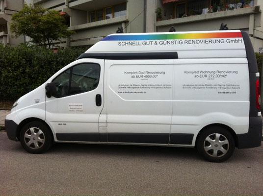 Komplett-Renovierung - Schnell Gut und Günstig Renovierung GmbH