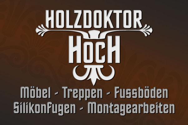 Sebastian Hoch Rabanstraße 30 74921 Helmstadt Holzdoktor-Hoch@web.de