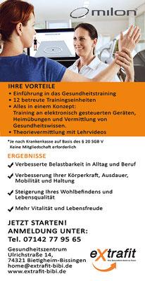 Präventionskurs 'Aktiv - Ganzkörperkraftausdauerkurs zur besseren Belastbarkeit in Alltag und Beruf' (Kurs-ID: 20190218-1087016)