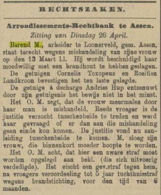 Provincaal Drentsche en Asser Courant 27-4-1887