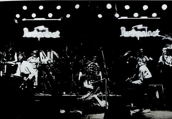 Auftritt im Rockpalast WDR, Dissidenten, 1984
