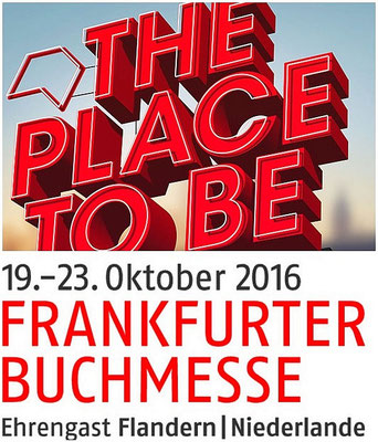 Frankfurter Buchmesse 2016 mit dem Roman Weibliche Genealogie von Ljiljana Habjanovic Djurovic, Foto: Frankfurter Messe