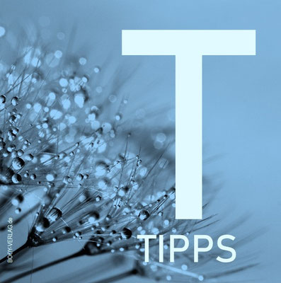 BOOY-VERLAG-TIPPS