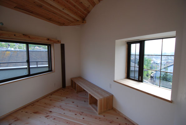 2階アトリエ