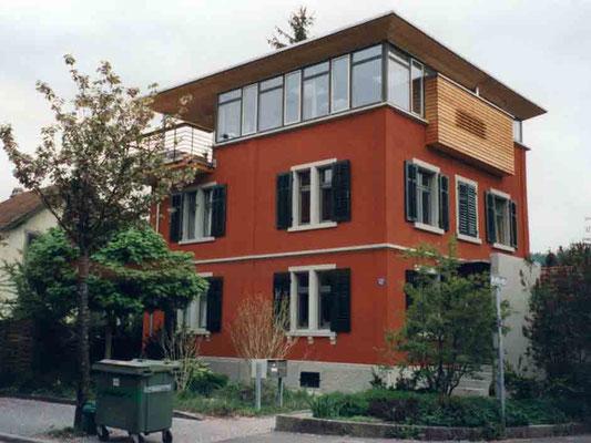 Arbeiterhaus Oberfeldstrasse, Winterthur