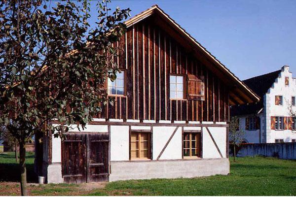 Gärtnerinnenhaus, Flaach