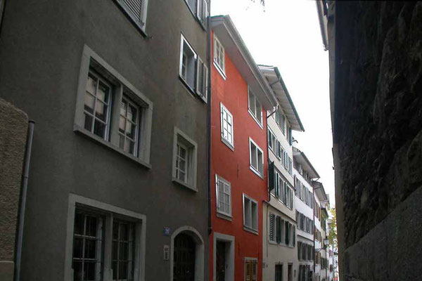 Altstadthaus Zum grossen Karel, Zürich