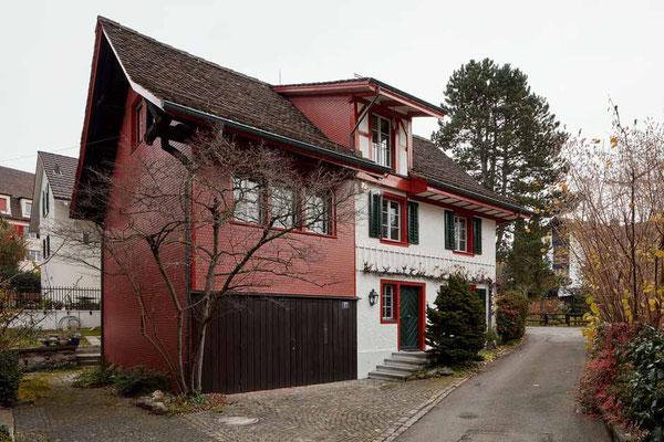 Einfamilienhaus Meierhöfli, Zollikon