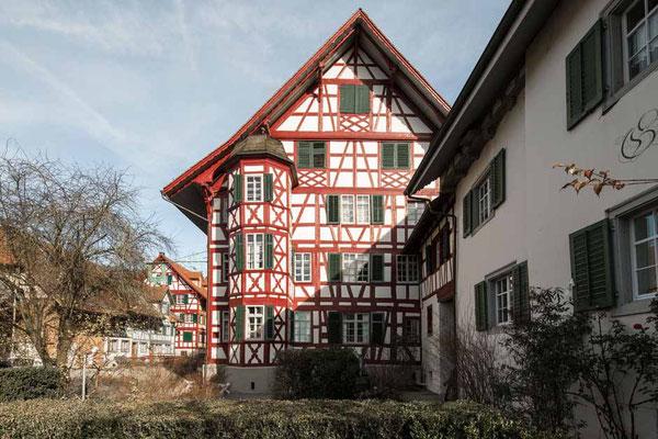 Hirschen-Ensemble, Stammheim