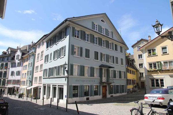 Haus zum Büffel, Zürich