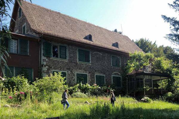 Haus zum Roten Ackerstein, Zürich