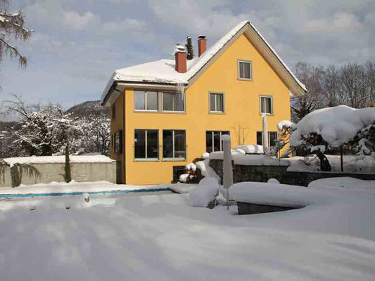 Einfamilienhaus Fägswilerstrasse, Rüti