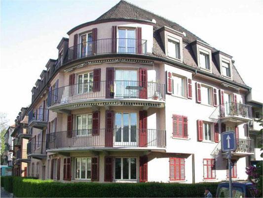 Mehrfamilienhaus Thalwisenstrasse, Zürich
