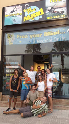Free your Mind Shop in Tarifa