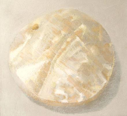 Композиция № 1.    2015 г.      Холст, акрил, масло.    45х50 см.